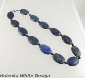 Necklace before the revamp - copyright Helen White