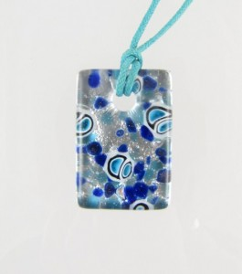 Murano pendant - bought by my husband in Ischia.