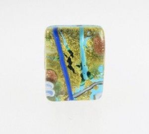 Murano glass ring - bought in Italy.