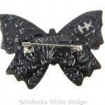 Polymer clay butterfly 4 back