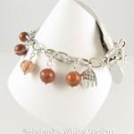Horse charm bracelet - side 2