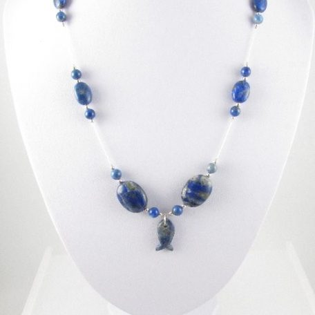 Lapis Lapuzil necklace