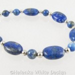 Lapis Lazuli bracelet riser
