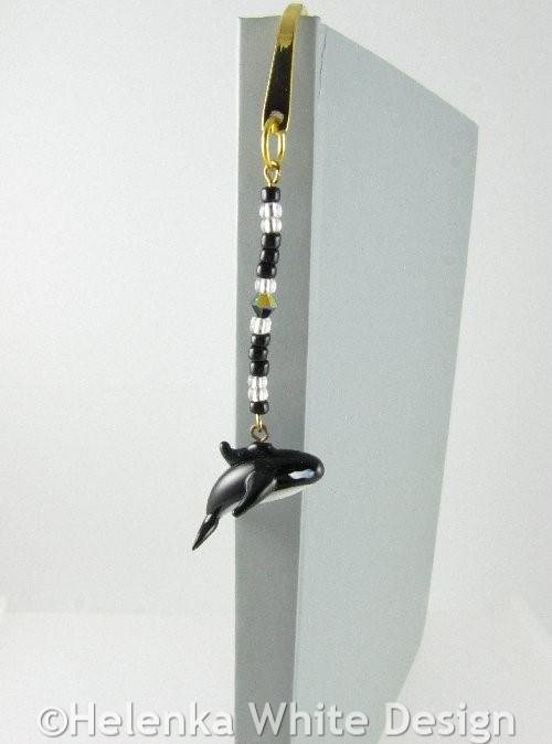 Orca bookmark 1