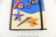 Seahorse journal - detail