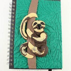 Sloth journal without rubber band