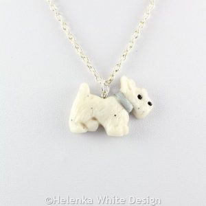 West Highland Terrier pendant